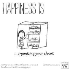 2017 Resolution: Organize My Closet