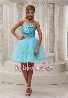 Awesome blue graduation dresses for 5th grade girls
