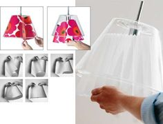 Changing The Mood #lampshades trendhunter.com