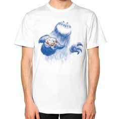 Do you want a cookie Unisex T-Shirt (on man)