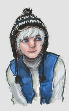 Jack Frost---->This photo makes me think of Sherlock as well