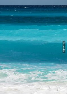 20 shades of blue in one picture.