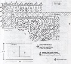 napperon rectangulaire 1