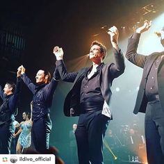 Repost from Il Divo Official  @ildivo_official:We had the best time in Edmonton at the Southern and Northern Alberta Jubilee Auditoriums! Thanks for all the love #Canada you all were amazing!  Now were heading back to the United States...Portland were coming for you! #IlDivo #IlDivoAmorPasion