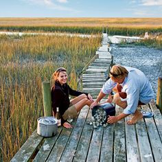 Explore Virginia's Eastern Shore | A Private Paradise | CoastalLiving.com