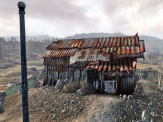 fallout building - Google Search