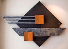 Josep Carceles: cuadro escultórico