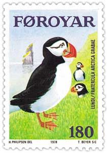 + 1978 Faroe Islands Kingdom of Denmark Puffins Sea Birds MNH Kingdom Of Denmark, Puffins Bird, Postage Stamp Art, Going Postal, Love Stamps, Faroe Islands, Sea Birds, Fauna, Stamp Collecting