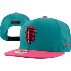San Francisco Giants New Era Southbeach 9FIFTY Snapback 118daa2d9023