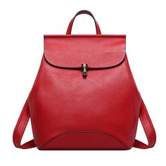 ZENCY Fashion New Women Soft Natural Genuine Cow Leather Backpack Female  Designers Ladies Cowhide Woman School Bags Girls 4f1d386fc0