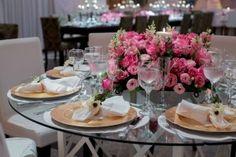 Casamento moderno: mesa dos convidados - Foto Alexander Muradas
