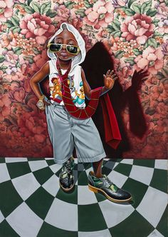 #DRC artist JP Mika