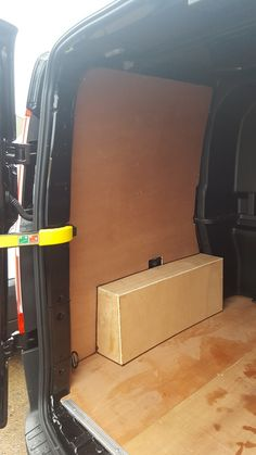 Ford Custom Double Cab ply lining Campervan Hacks, Car Accessories, Easy Diy, Ford, Vehicles, Auto Accessories, Car, Vehicle, Tools