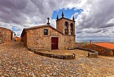 Igreja de Nossa Senhora do Rocamador, Castelo Rodrigo.