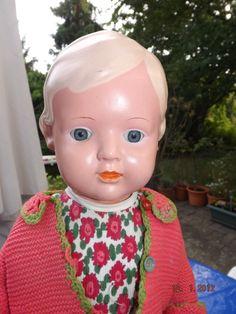 alte Schildkröt Puppe CHRISTEL SIR50/56 KEINE REPRO, schöne Erhaltung | eBay
