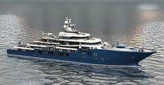 116 Metrelik Süperyat Destek Gemisi : Kleven K-370    #kleven #k370 #süperyat #destekgemisi #yat #süperyat #superyacht #yacht #tekne #boat #klevenverft #yachtworld #yatvitrini .. http://www.yatvitrini.com/116-metrelik-superyat-destek-gemisi--kleven-k-370?pageID=128