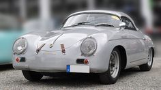 Kit Cars:The Porsche 356 Kit Car Replica