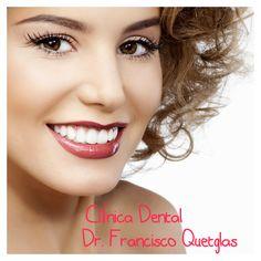 """En Clínica Dental """"Dr. Francisco Quetglas"""", cuidamos de su Sonrisa y Salud Oral. Haga su cita ya , al 2252-8640."""