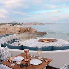 Comal Restaurant at Chileno Bay Resort - Cabo, Mexico