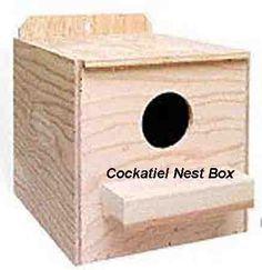finch nesting boxes diy Milk Carton Nest Box with Flip Lid ...