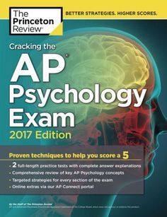 ap psychology 2017 paperback products ap psychology and ap. Black Bedroom Furniture Sets. Home Design Ideas