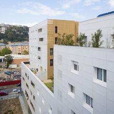 Lyon II, ZAC Confluence - Lyon II, ZAC Confluence - Hamonic + Masson & Associés