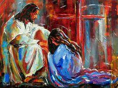 jesus listens, jesus cares, jesus heals, jesus saves.  and He loves you