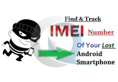 How To Find IMEI Number Of Lost Android Phone - http://www.qdtricks.org/how-to-find-imei-number/