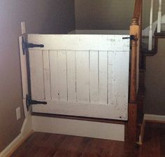 Hey, I found this really awesome Etsy listing at https://www.etsy.com/listing/235924680/custom-wood-baby-gate