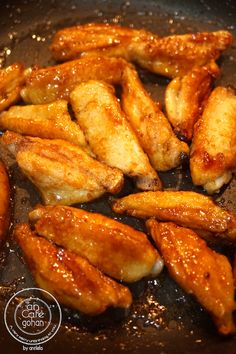 No Cook Meals, Chicken Wings, Meat, Cooking, Recipes, Food, Japanese, Kitchen, Japanese Language