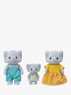 Sylvanian Families BALUSTERS SET Small Town Series Fan Club Calico Critters