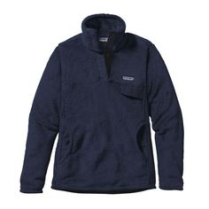 Patagonia Women's Re-Tool Snap Tee Pullover