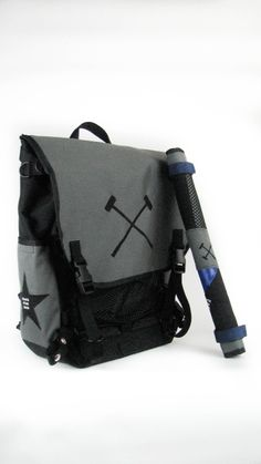 This is the Polo Pack that we gave away in a contest with 3-2-1 Polo! Congrats to Alias from DC for winning!