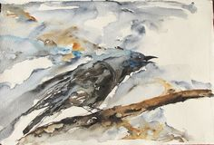 Crow Call - Limited Edition Print