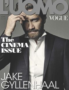39 best portadas images on pinterest magazine covers fashion jake gyllenhaal para luomo vogue septiembre 2015 fandeluxe Choice Image
