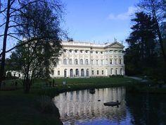 E con la foto di Paolo Sette da Villa Reale vi auguriamo una buona serata #milanodavedere Milano da Vedere