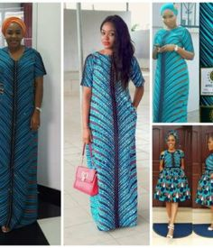 Who Rock This Lovely Ankara Fabric Best
