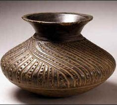 Earthen Elegance | African Ceramic Vessel From The Newark Museum Collection