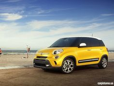 2014 Fiat 500L.  I would fancy this as my next car <3