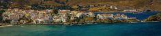 """Andros... a beautiful #Greek island with maritime """" history"""" and background... You can visit while your #yacht #Greece #Boat #Charter.  The male habitants on Andros are mostly sea men. The islands has lots of women... as their husbands work on large ships abroad... The island has museums, picturesque ports, nice restaurants and hospitable people! Worth visiting!"""