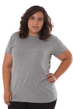 Sertext Camisetas y Gorras Publicitarias Personalizadas: CURVES T-SHIRT LADY