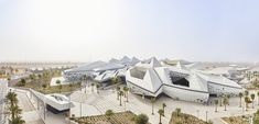 Gallery of King Abdullah Petroleum Studies and Research Centre / Zaha Hadid Architects - 14
