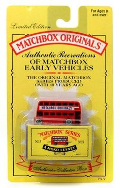 Matchbox Originals: Authentic Recreations - The London Bus (No. 5) - $28.00 -If this was a gift, who would you gift it too...tag them #art #beauty #life #cuddlytoys #MyBargainToyshop #instagood #20likes #toysphotography #dailygrind #infanttoys #earlylearningtoys #epicomictoys #tweegram #myjob #instalife