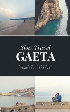 Looking for a #getaway from #Rome? Here is my guide to #Gaeta, a seaside town just south of Rome. Discover the best places to go, where to stay, and local, #authentic eats, of all #budget ranges. Promoting #slowtravel and #sustainabletourism throughout #Italy. #CassidysAdventures