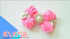 Camada de Fita Layered Ribbon Bow Part II DIY by Elysia Handmade