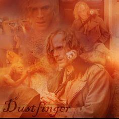 Dustfinger...Paul Bettany