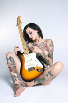 Inked Babes Save The Day