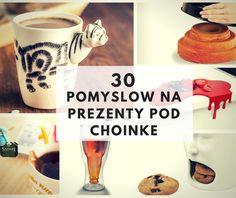 30 pomysłów na prezenty pod choinkę Mugs, Tableware, Dinnerware, Tumblers, Tablewares, Mug, Dishes, Place Settings, Cups