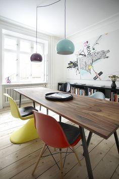 Colorful Seating Panton Chair | SmartFurniture.com