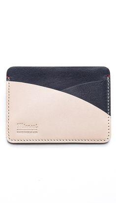 Miansai Card Holder Wallet
